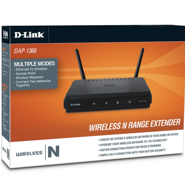 connect dlink modem